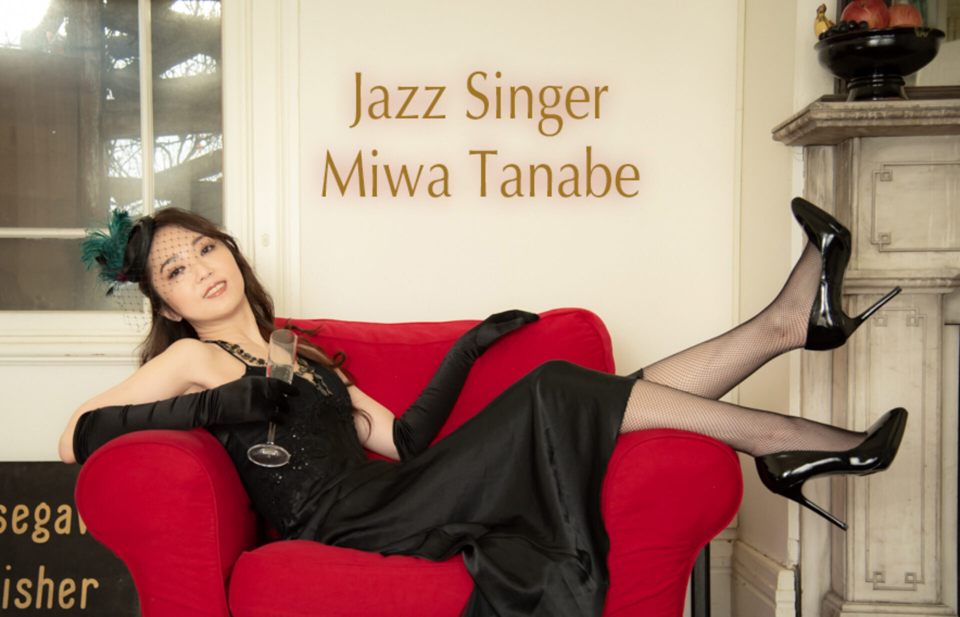 Jazz Singer Miwa Tanabe Official Website